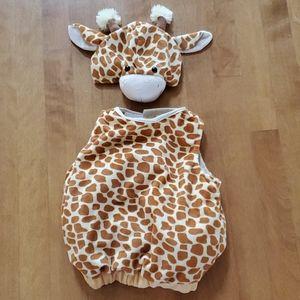 Baby Toddler 2 pc GIRAFFE 🦒 Costume 2T  NWT